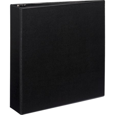Avery Durable Binder With Slant Rings  11 X 8 1 2  2   Black