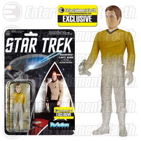 Star Trek: The Original Series Beaming Kirk ReAction 3.75