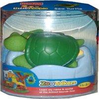 Little People Zoo Talkers Sea Turtle