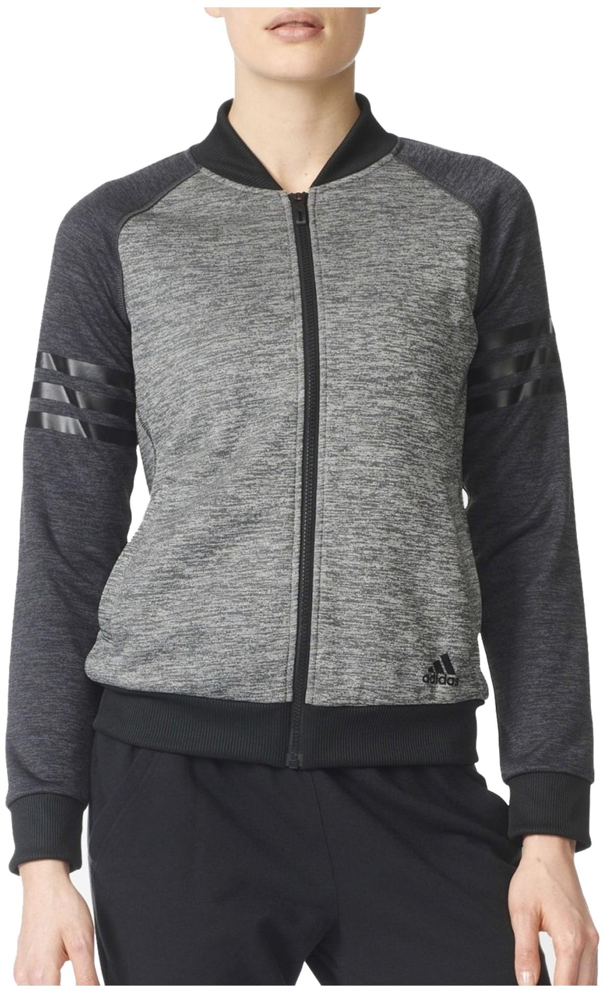 lowest price 0a490 769c7 adidas - adidas Womens Team Issue Fleece Baseball Jacket - W