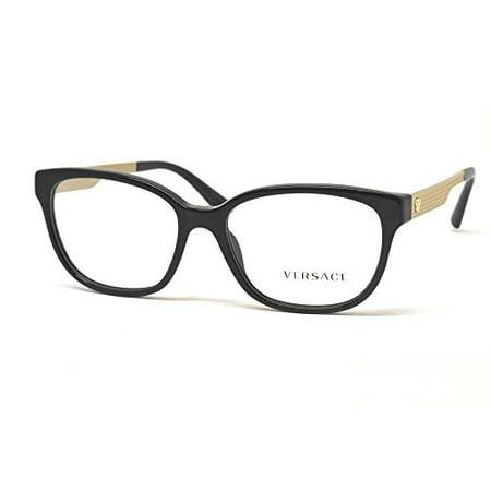 Eyeglasses Versace VE 3240 GB1 BLACK