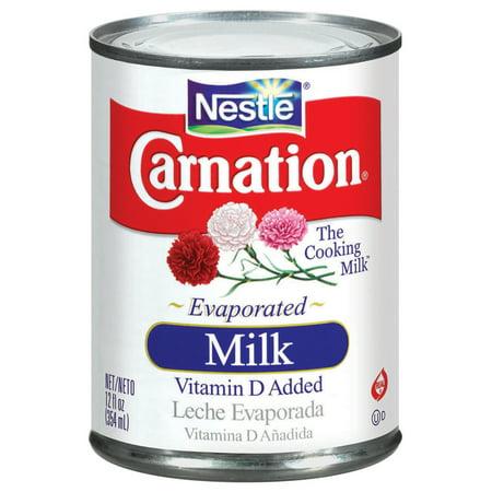(2 Pack) CARNATION Vitamin D Added Evaporated Milk 12 fl oz
