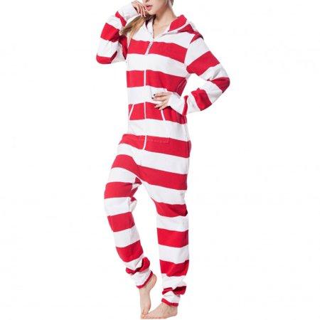 b3ffc56dfac1 Skylinewears - SkylineWears Women s Onesie Playsuit Ladies Jumpsuit Wide  Stripes White