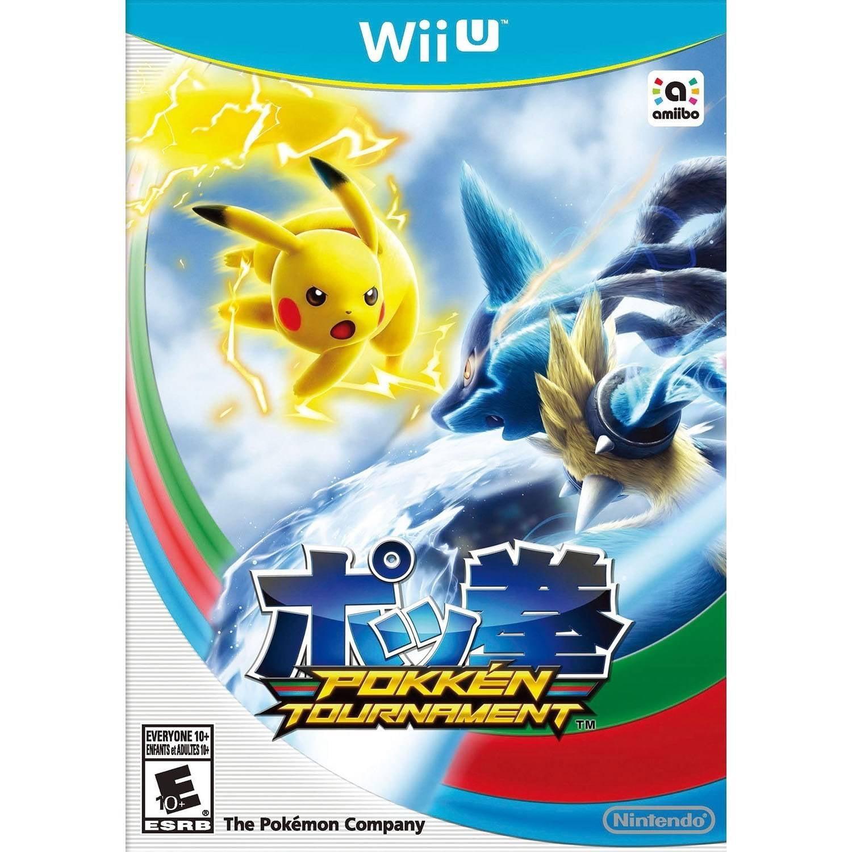 Walmart Wii U Games : Pokken tournament pre owned wii u walmart