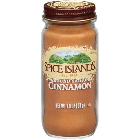 Spice Island Cinnamon Ground, 1.9 Oz Spice Islands Gourmet Spices