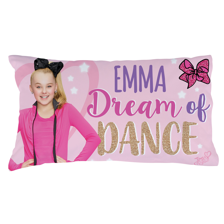 JoJo Siwa Dream of Dance Pillowcase