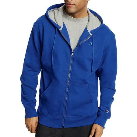 Web Vest (Men's Powerblend® Fleece Full Zip Jacket - Surf The Web - S)