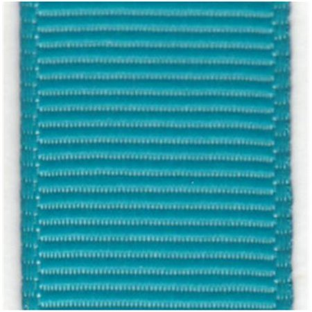 Papilion R07420216034320YD .63 in. Grosgrain Ribbon 20 Yards - Tornado Blue