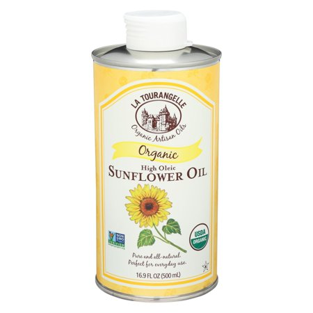 La Tourangelle Sunflower Oil - 16.9 Fl oz.