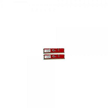 G.Skill NQ Series - Memory - 2 GB : 2 x 1 GB - DIMM 240-pin - DDR2 - 800 MHz / PC2-6400 - CL5 - 1.8 - 2.0 V - unbuffered - non-ECC
