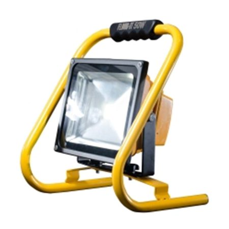 The Beast - Rechargeable LED Floodlight with Dimmer - image 1 of 1
