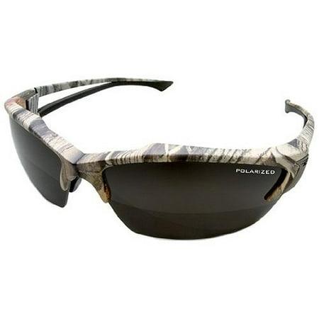Khor Forest Camo frame 3-Lens Sunglasses Set