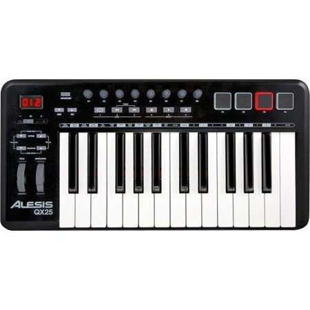 Cheap Offer Alesis QX25 25-key Midi & Usb Keyboard Accs Controller W/ Software Before Too Late