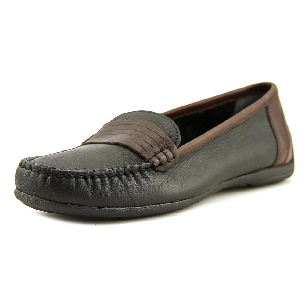 Eastland Annette W Round Toe Leather Loafer by Eastland