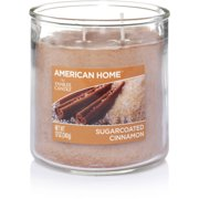 American Home by Yankee Candle Sugarcoated Cinnamon, 12 oz Medium 2-Wick Tumbler