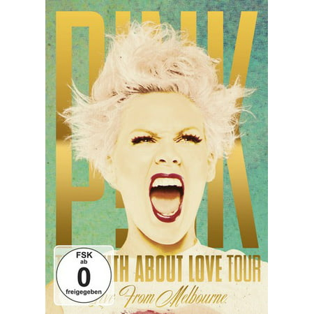 The Truth About Love Tour: Live From Melbourne (South Wharf Melbourne)