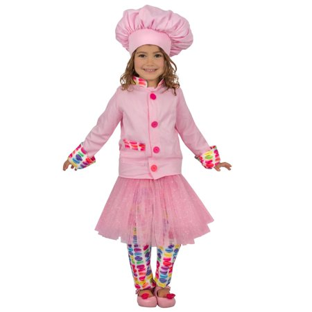 Halloween Girl's Princess Chef Child