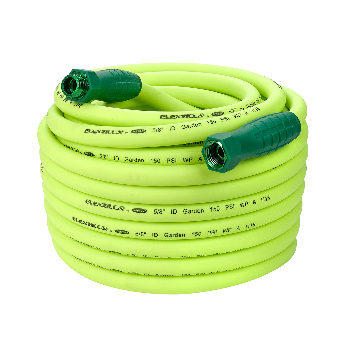 Flexzilla SwivelGrip Drinking Water Safe Garden Hose with Extreme All-Weather Flexibility by Legacy Manufacturing