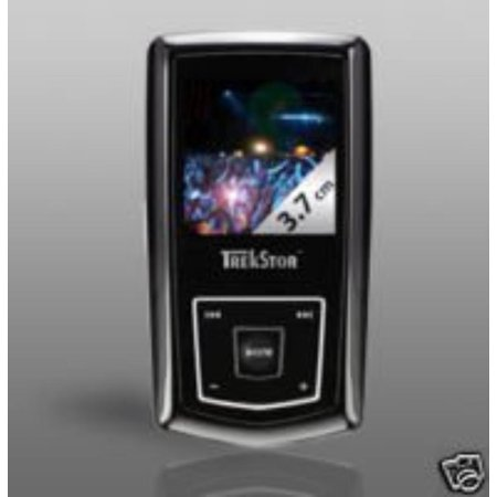 i.Beat 1GB Mp3/Audio/Video/Movie Player w/FM tuner/Radio, Playable file formats: MP3, WMA, WAV, SMV By TrekStor