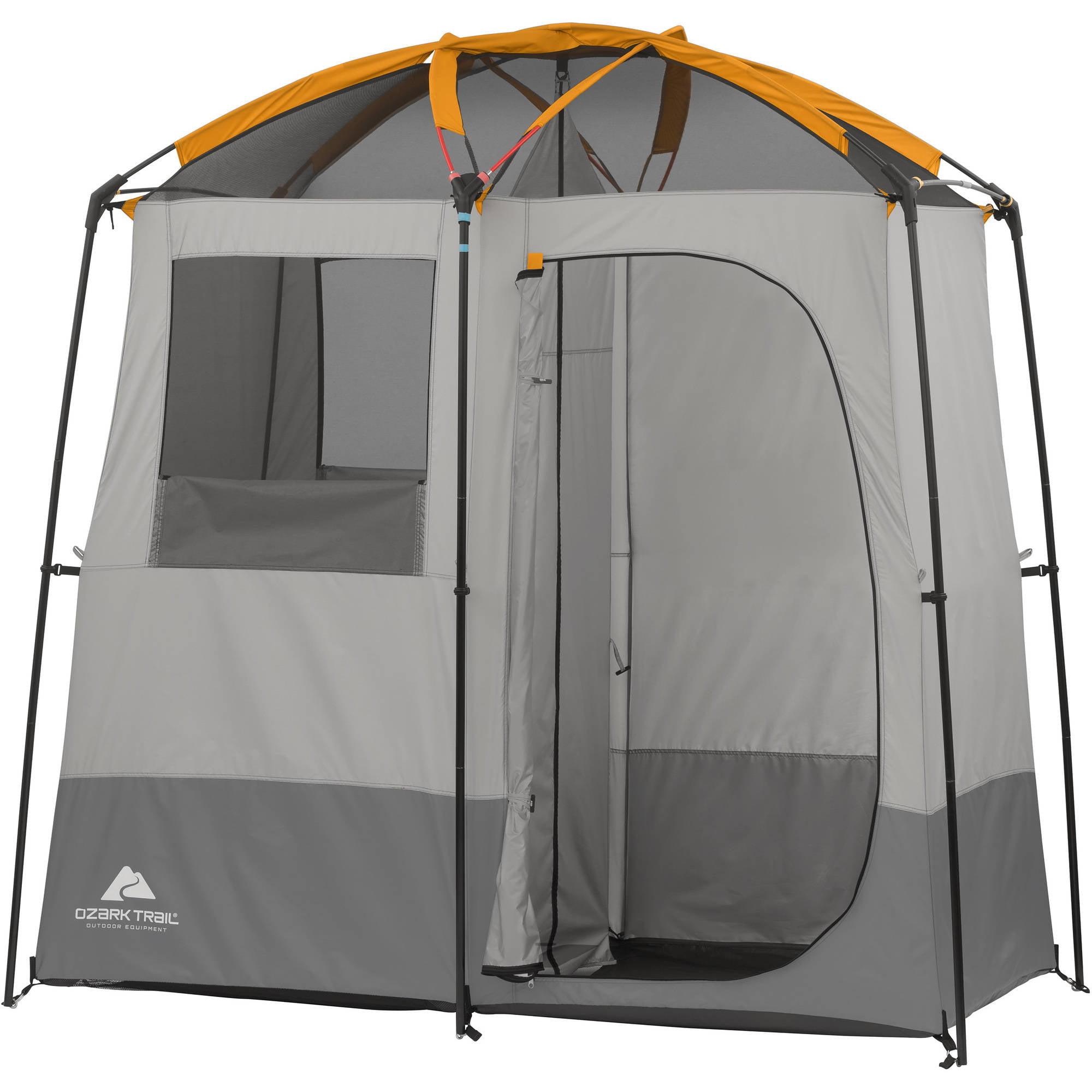 Details about Ozark Portable Solar Heated Changing/Utility Room Shower Tent  sc 1 st  eBay & Ozark Portable Solar Heated Changing/Utility Room Shower Tent ...