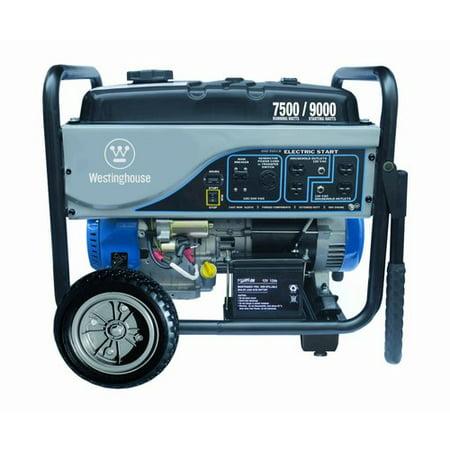 Westinghouse WH7000E 7000-Watt Portable Generator