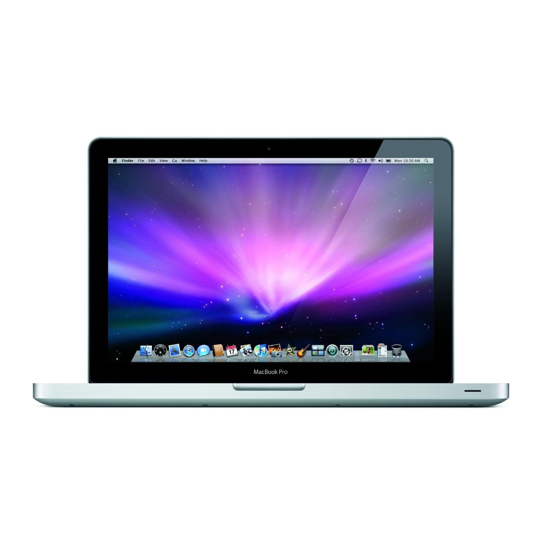 Apple MacBook Pro MC375LLA Intel Core Duo P8800 X2 2.66GHz 4GB 250GB DVD+/-RW, Silver (Grade A Refurbished)