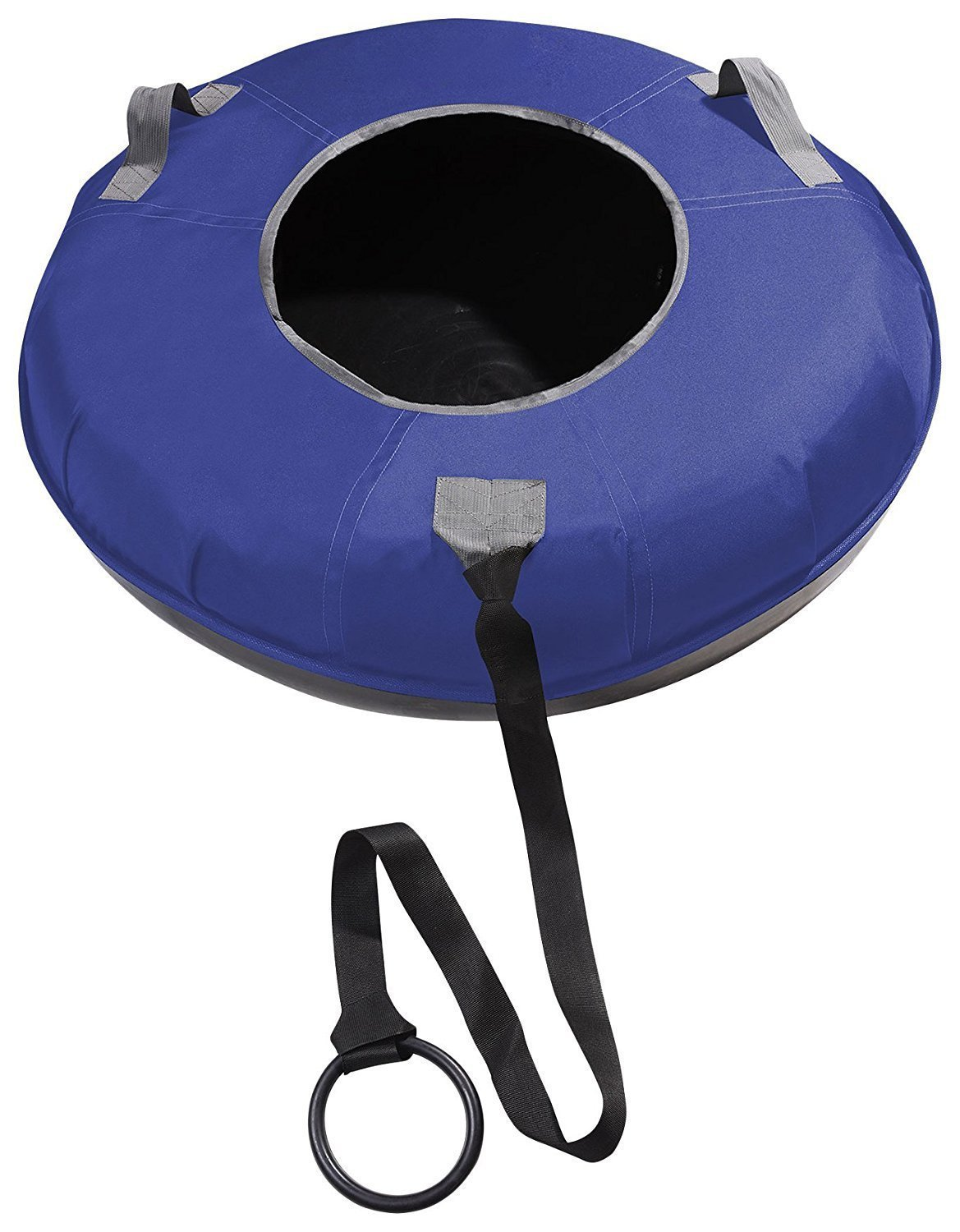 Kingmys Commercial Inflatable Snow Tube Sled by