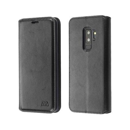 low priced f4519 61253 Samsung Galaxy S9 Plus Case, by Insten MyJacket Stand Folio Flip ...