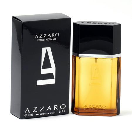 AZZARO POUR HOMME - EDT SPRAY 3.4 OZ