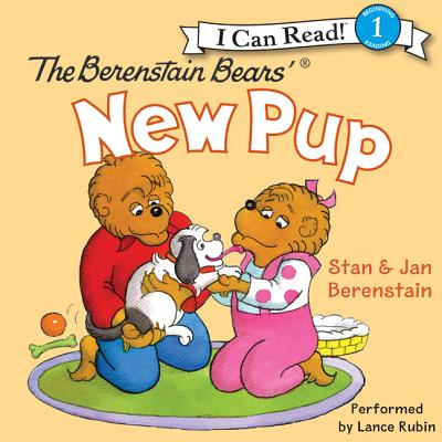 The Berenstain Bears' New Pup - Audiobook