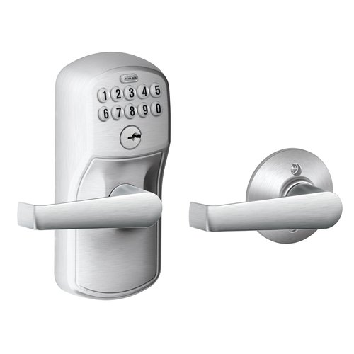 Schlage Elan Keypad Lever with Plymouth Trim by Schlage