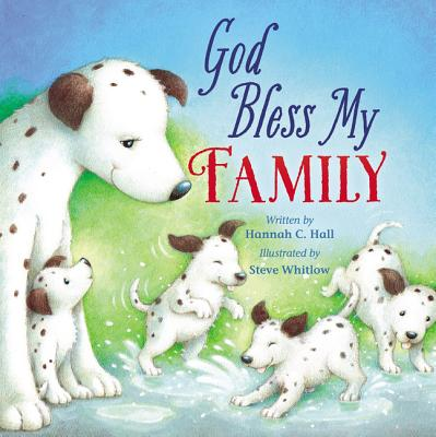 God Bless My Family (Board Book)