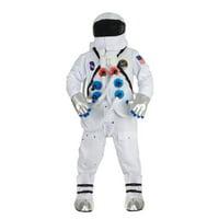 Men's Astronaut Deluxe Suit - White