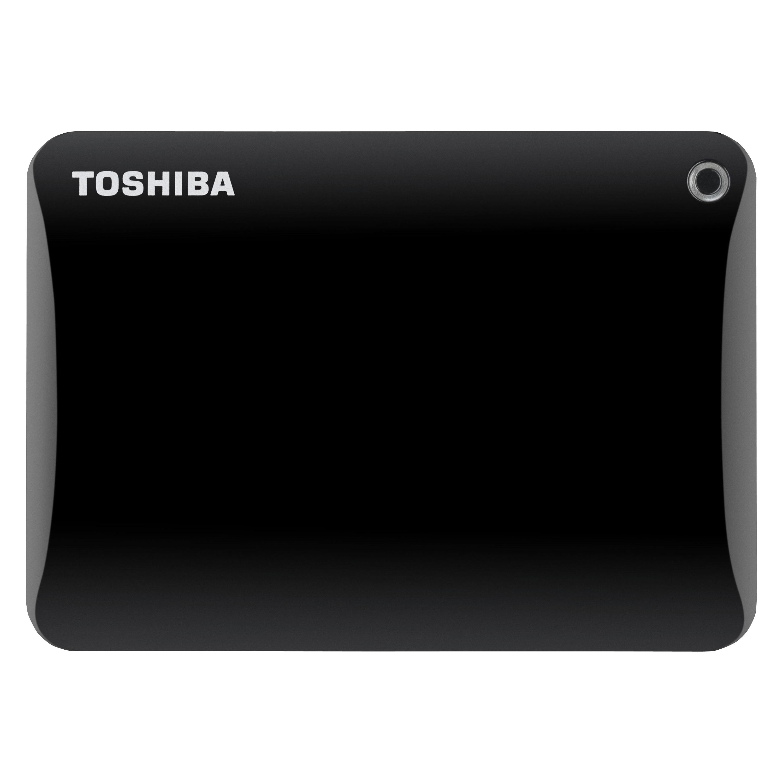 Toshiba Canvio Connect Ii 3 Tb External Hard Drive - Usb ...