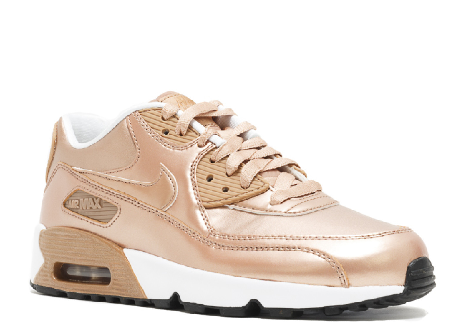 990484cff604 Nike - Unisex - Air Max 90 Se Ltr (Gs)  Metallic Bronze  - 859633-900 ...