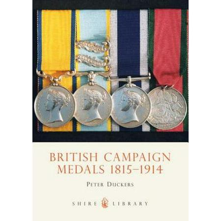 British Campaign Medals 1815-1914 - eBook