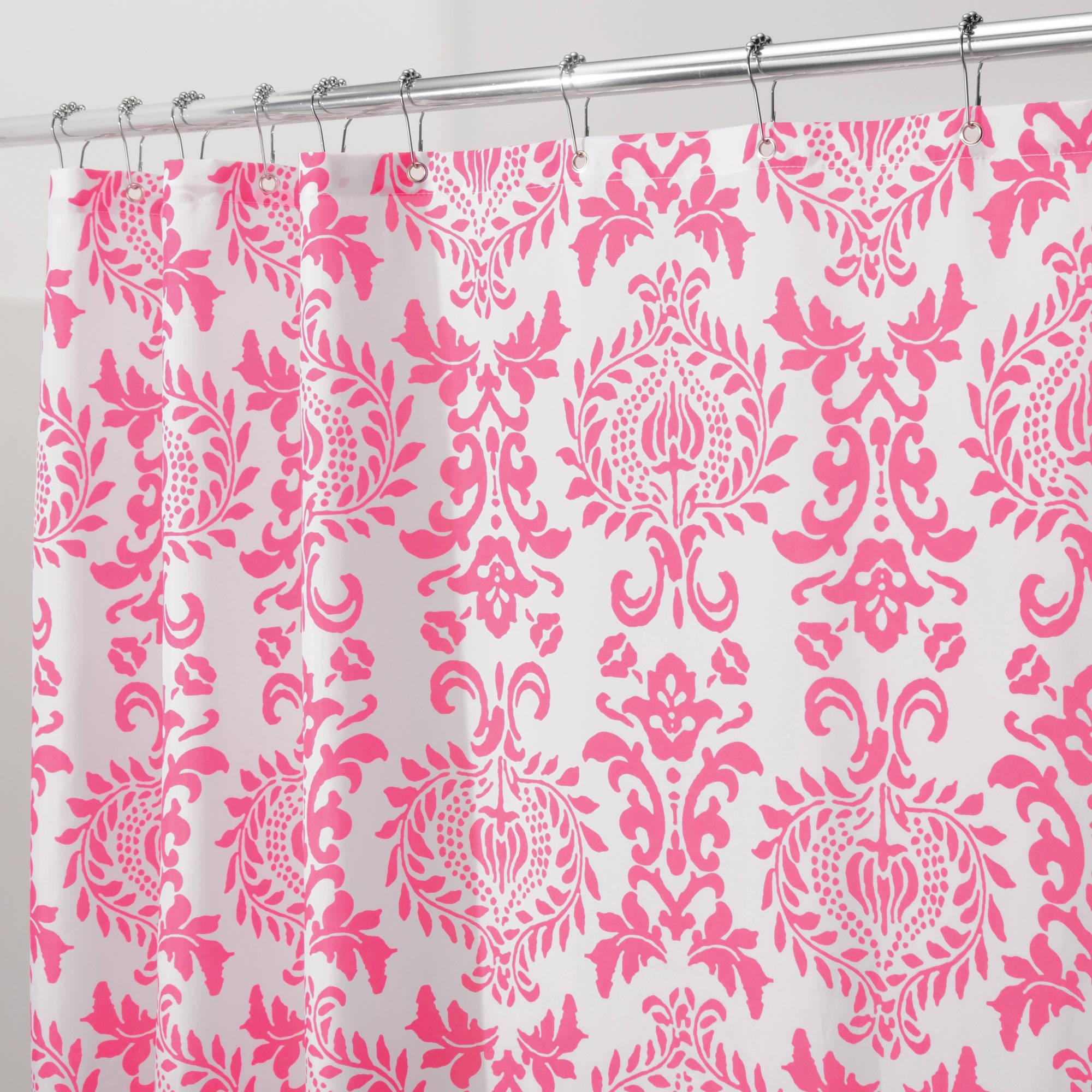 InterDesign Damask Shower Curtain
