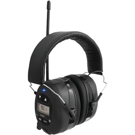 ION IHP14 Tough Sounds Hearing Protection Headphones