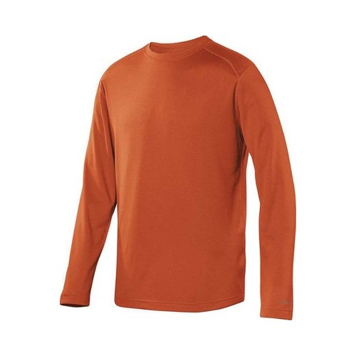 Men's Terramar Helix Long Sleeve Crew Tee