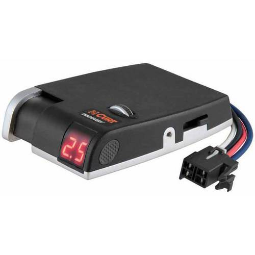 Curt Manufacturing Cur51120 Discovery Digital Time Activated Brake Control by CURT Manufacturing