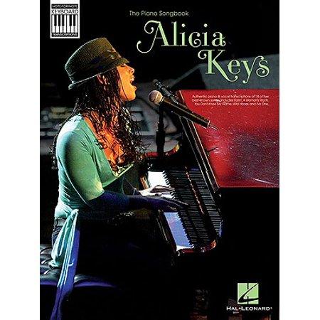 Alicia Keys: The Piano Songbook](Alicia Keys Halloween)