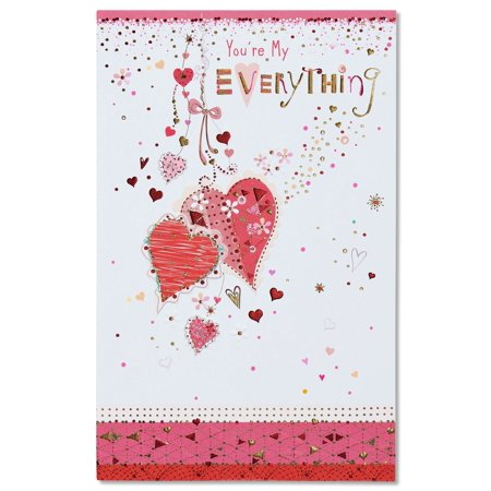 American greetings my everything valentines day card walmart american greetings my everything valentines day card m4hsunfo Gallery