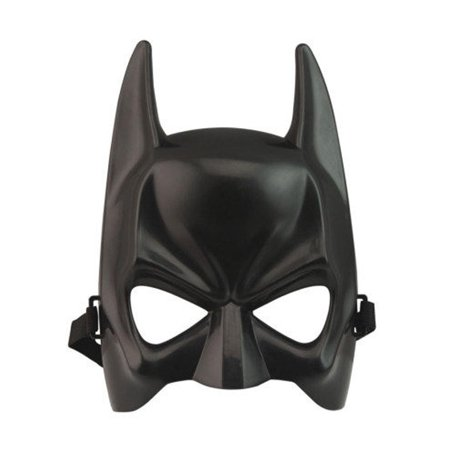 Adult Halloween Batman Masquerade Party Bat Eye Mask Hero Cosplay Costume (Halloween Party Decor Adults)