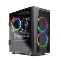 SkyTech Blaze II Gaming Desktop w/AMD Ryzen 5, 500GB SSD Deals