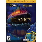 Titanic's: Keys to the Past: Collector's Edition [Nat Geo Games]