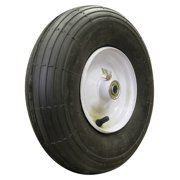 "Shepherd 3337 13"" Tubeless Wheelbarrow Wheel"