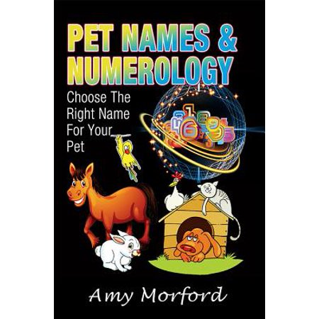 Pet Names and Numerology - eBook - Pet Names Associated With Halloween
