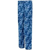 Dallas Cowboys Youth Garfield Sleep Pants - Navy
