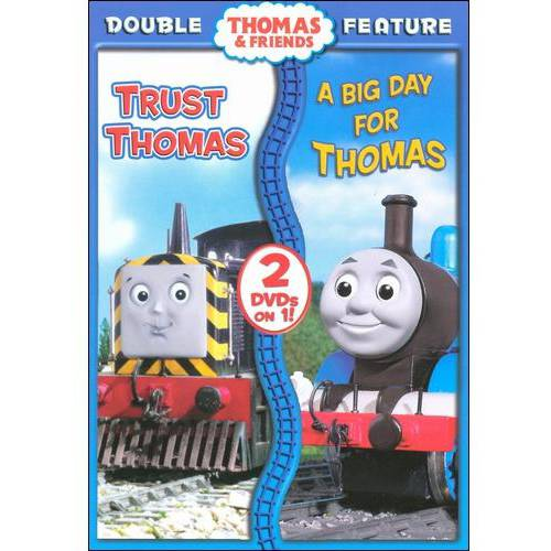 Thomas And Friends: Trust Thomas / A Big Day For Thomas (Full Frame)