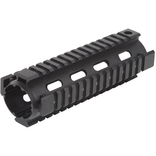 "Firefield Carbine 6.7"" Quad Rail, 2-Piece"
